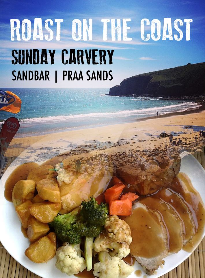 Roast on the Coast at Sandbar
